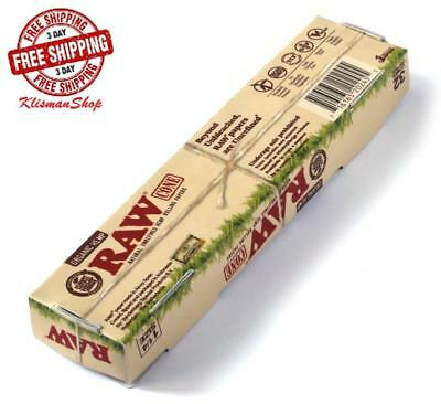 Organic Unrefined Pre Rolled Pack Raw 32 Size Cone 1 King 4 Paper Cones Ks