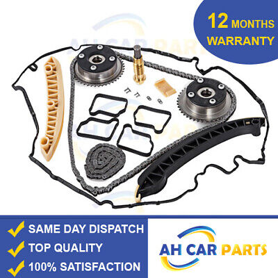 TIMING CHAIN KIT INCL VVT CAMSHAFT GEARS PULLEY Mercedes Benz M271 1.8 L PETROL