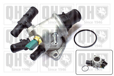 FIAT DOBLO 1.9D Coolant Thermostat 2001 on QH 46785392 Top Quality Replacement