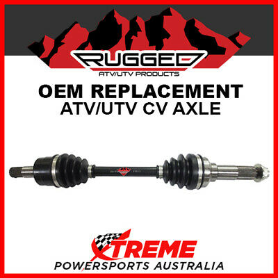 Rugged PAXL-8008 Yamaha YFM 450 GRIZZLY 2008-2011 Front Right Driveshaft CV AXLE