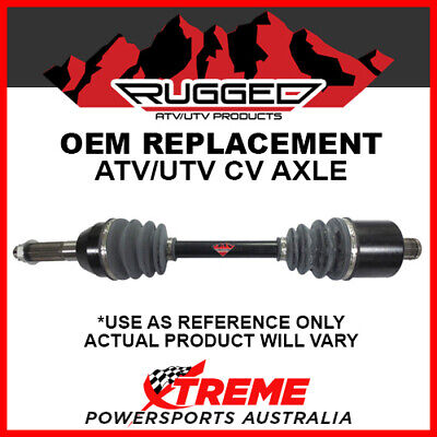 Rugged PAXL-8016 Yamaha YFM 700 GRIZZLY 2014-2015 Front Right Driveshaft CV AXLE