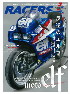 Racers Special Edition - elf-project Part1 Motor Sports Magazines