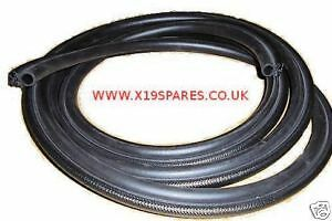 FIAT X19 Targa Roof to top of window rubber seal kit