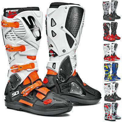 Sidi Crossfire 3 SRS MX Enduro Off Road Boots