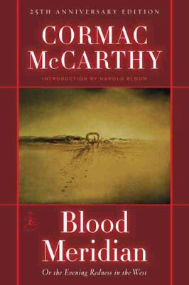 Blood Meridian Or, the Evening Redness in the West 9780679641049