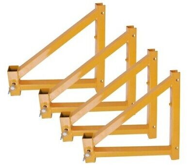 Pro-Series OSHA Approved Set of 4 Outriggers with Locking Pins for 6, 12 or 18'
