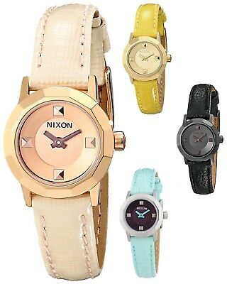 Nixon Women's A338 Mini B 22mm Strap Watches - Choice of Color