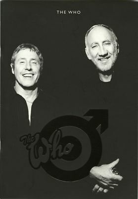 The Who - 2006 / 2007 - Tour Program - Concert - Book - RARE