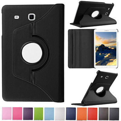 Rotating Stand Smart Flip Leather Case Cover For Samsung Galaxy Tab A 10.1 T580