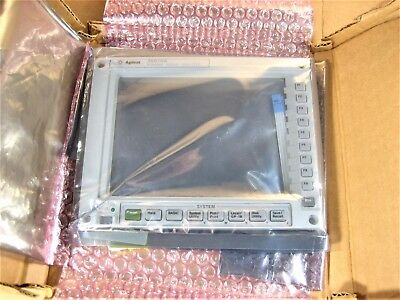 NEW  -  Agilent  FRONT PANEL FOR 35670A