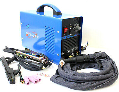 200 Amp TIG Torch Stick ARC DC Inverter Welder 110/230V Dual Voltage Welding