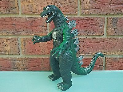 Vintage Godzilla Monster Figure Toy 30cm Tall Good Condition Rare Collectable