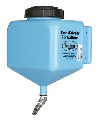 Trojan® Pen Waterer - 2.5 Gallon capacity - Ideal for shows