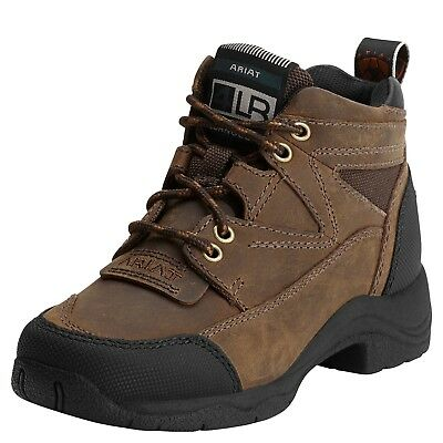 Ariat - Kid's Terrain Boots - Distressed Brown - ( 10015199 ) - New