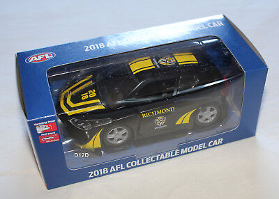 Richmond Tigers 2018 AFL Official Supporter Collectable Model Car New