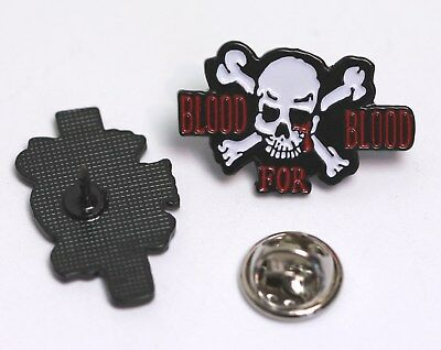 Blood For Blood Pin   (Mba 699)