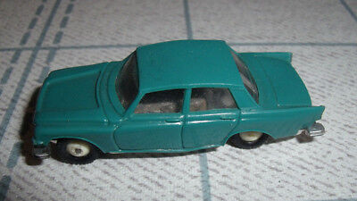 "Anguplas Mini Cars ""ford Zephyr Verde""  Totalmente Original Años 60 Spain"