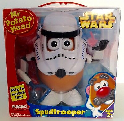 Spudtrooper - Star Wars - Mr Potato Head - Brand New *FREE UK POSTAGE*