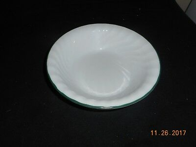 Corelle Calloway Ivy Pattern Soup Cereal Bowl 7 1/8 Inch Lot of 6 VGC Nice