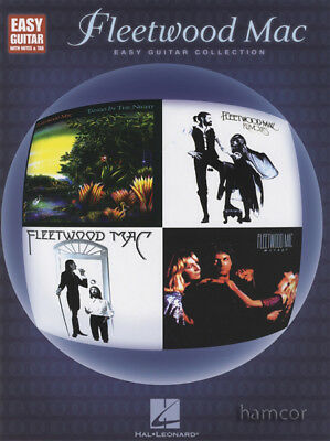 Fleetwood Mac Easy Guitar Collection TAB Music Book