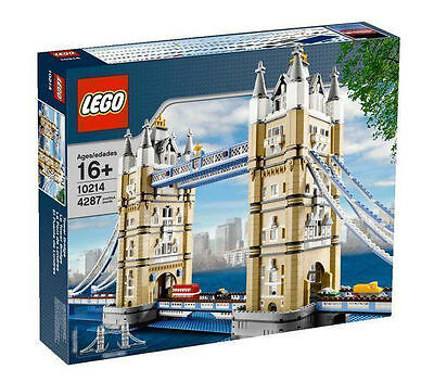 LEGO Tower Bridge (10214) - New, Factory Sealed