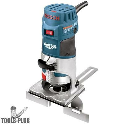 Bosch Tools PR20EVSK 1HP Colt Variable Speed Electronic Palm Router Kit New