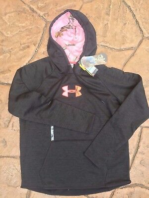 Under Armour women's UA Storm Caliber Hunting Hoodie Large