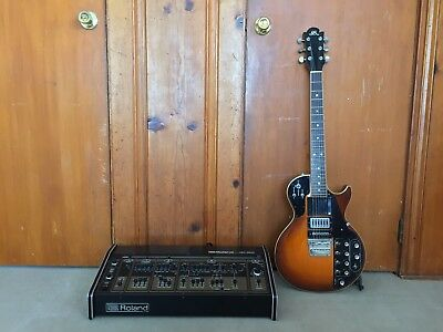 Roland GR500 70's Guitar Synthesizer with Chord + Synthesizer **MINT CONDITION**