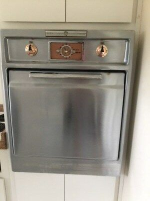 Vintage 1950s General Electric, Electric Wall Oven