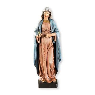 "8"" Pregnant Mary, Mother of God, Statue, Pregnant Madonna"