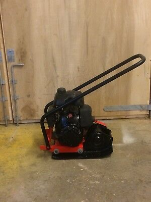 "Atlas Copco Wacker Plate 12"" Honda Engine 3 Months Warranty Price Inc Vat"