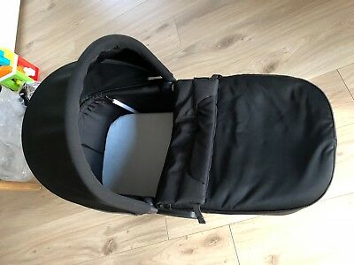 Baby Jogger Black Deluxe Bassinet RRP $349