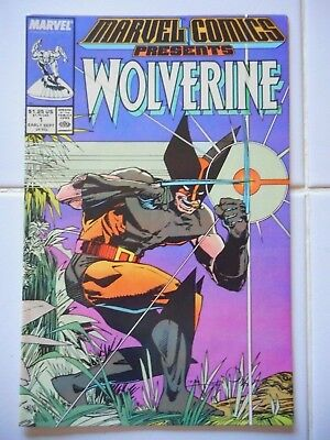 41X MARVEL COMICS PRESENTS/WOLVERINE/GHOST RIDER/CABLE/1-5 8-14 16-18 20-32+  dx