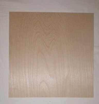 """Maple Plywood Square - Pack of 10 - 9-1/2"""" x 9-1/2"""" x 3/16"""" thick"""