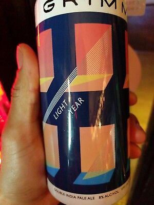 Grimm beer DIPA Lightyear 4 pack or one can as well