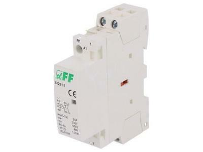 Modular Installation Contactor 25/40/63 Amp 24V or 220-240V AC Coil Voltage