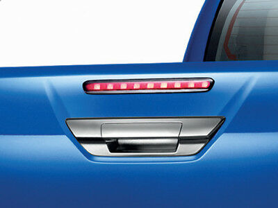 Toyota Hilux 16 On Chrome Trim  Rear Tailgate Handle Cover
