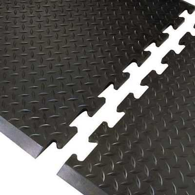 Antifatigue Mat,Black,3ft. x 2ft. 7""