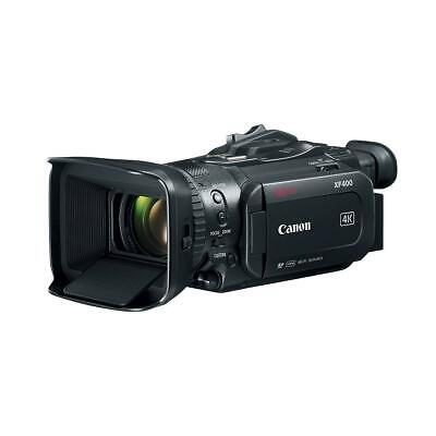 Canon XF-400 4K UHD High Definition Professional Camcorder with HDMI 2.0 Output