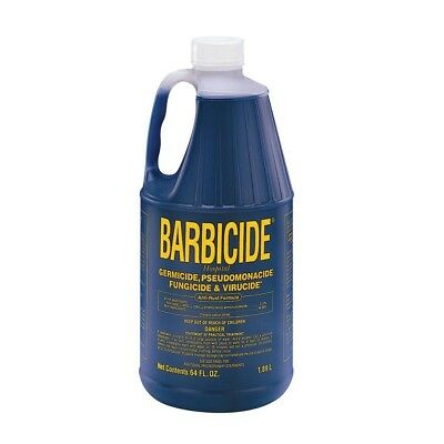 Barbicide Disinfectant Concentrate Solution Germicide Anti-Rust Formula - 1.89L