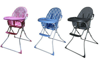 Highchair Foldable 'Its Food Time' Babyco