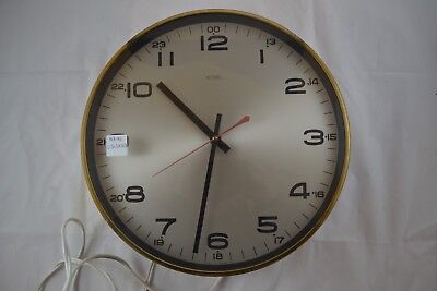 Antique Metamec Mains Powered Wall Clock ##LEIgaa4jw