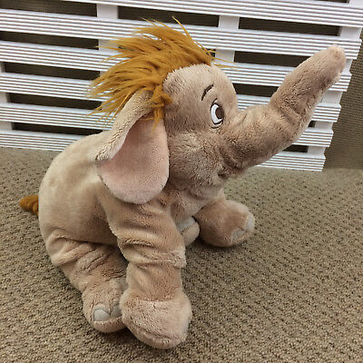 Disney Store Exclusive Jungle Book Baby Elephant Soft Toy