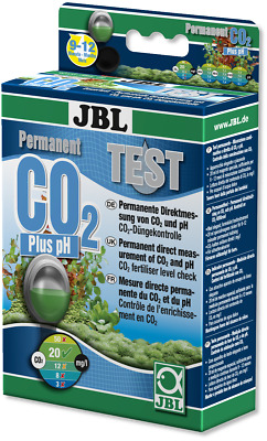 JBL CO2 / pH Permanent Test Kit Set 2 - @ BARGAIN PRICE!!!