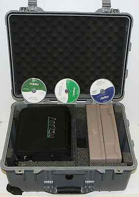 Anritsu S332E SiteMaster Cable/Antenna & Spectrum Analyzer & Extras