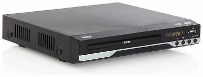 Bush DVD Player USB Connection for Photo's - CDVD2258DU Pink