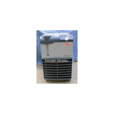 Thermo Fisher Neslab Thermoflex 2500 Recirculating Chiller, Air Cooled Warranty