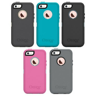 New! Otterbox Defender Series Case for iPhone SE/5S/5 -Custom Color Combinations