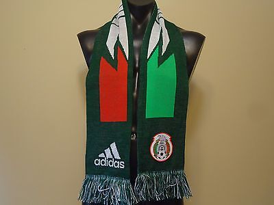 Mexico Official Licensed Adidas Scarf New