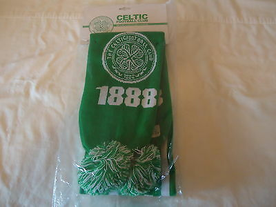 Celtic Official Licensed Adults Scarf New